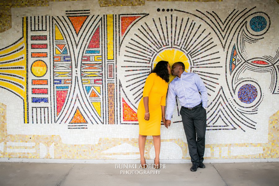 Ibukun & Emmanuel Pre-wedding Shoot National Theatre Lagos Nigeria Wedding Photographer Bunmi Adedipe Photography Bumyperfect Photography_003