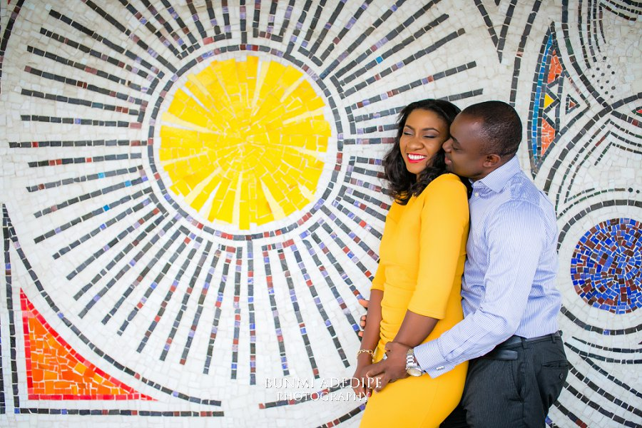 Ibukun & Emmanuel Pre-wedding Shoot National Theatre Lagos Nigeria Wedding Photographer Bunmi Adedipe Photography Bumyperfect Photography_004