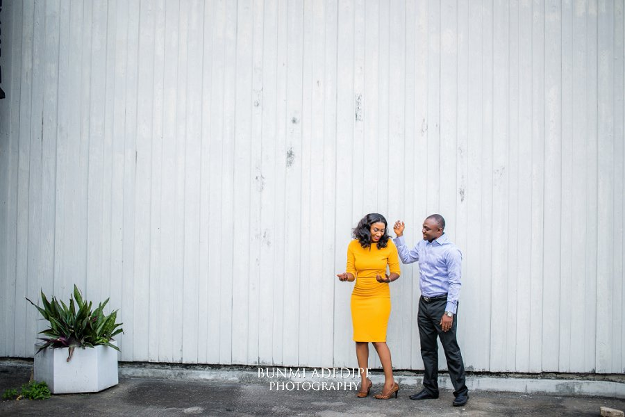 Ibukun & Emmanuel Pre-wedding Shoot National Theatre Lagos Nigeria Wedding Photographer Bunmi Adedipe Photography Bumyperfect Photography_007